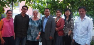 Chinese and Australian Cultural Studies scholars
