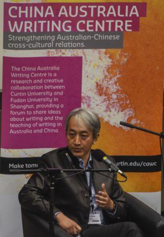 Prof Tan at Creative Conversations 2016