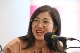 Celebrated Chinese speculative fiction author, Xia Jia